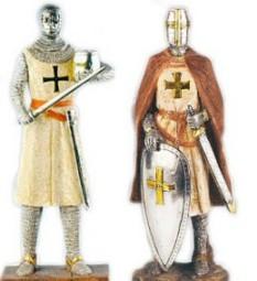 Miniature Templari